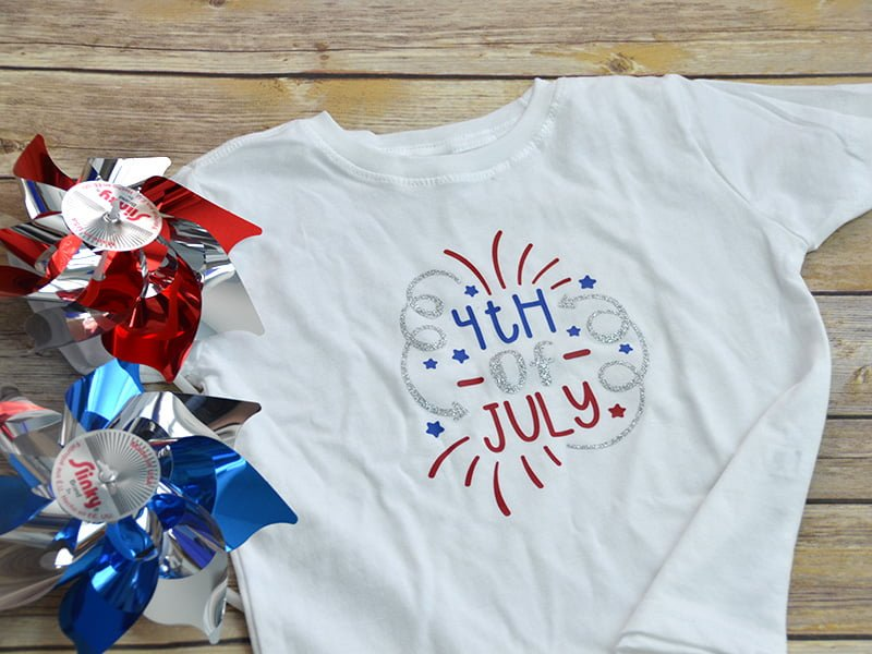 4th of July Youth Shirt
