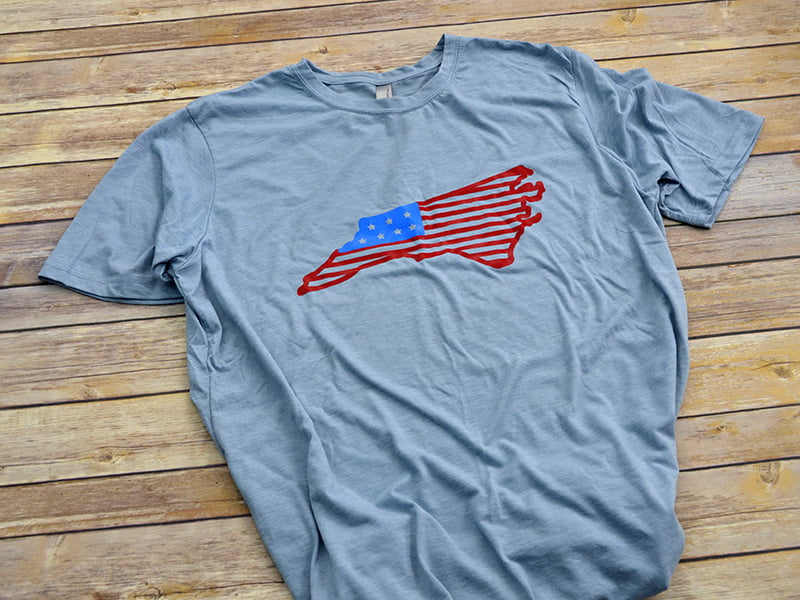 Independence Day (Pick Your) State Short Sleeve Shirt