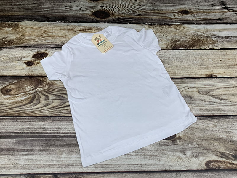 Toddler White Tshirt