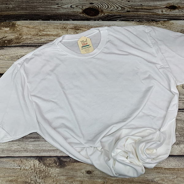 Adult White Tshirt