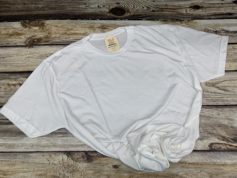 Adult White Tshirt
