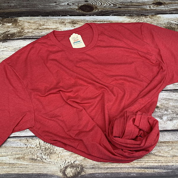 Adult Red Tshirt