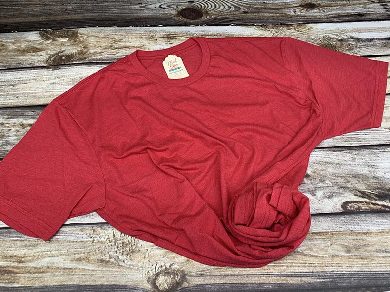 Adult Red Tshirt