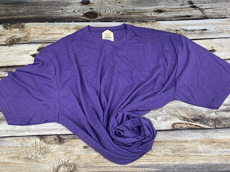 Adult Purple Rush Tshirt