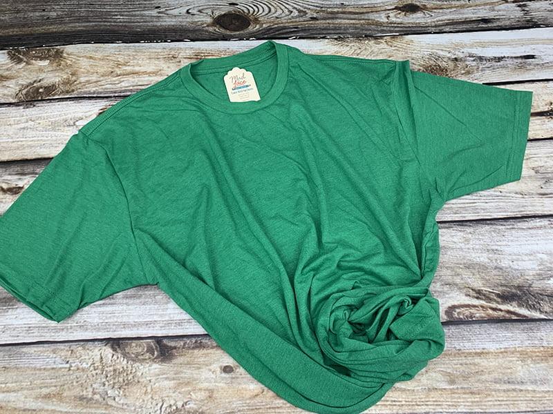 Adult Kelly Green Tshirt