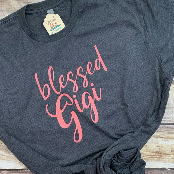 Blessed Gigi Shirt