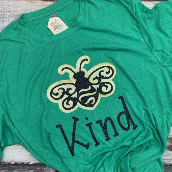 Bee Kind Short Sleeve Shirt